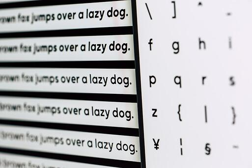 inclusive font