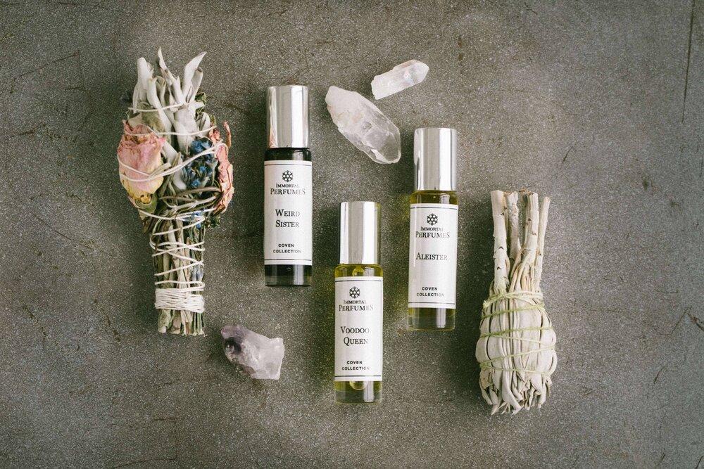 Immortal Perfumes Case Study Image