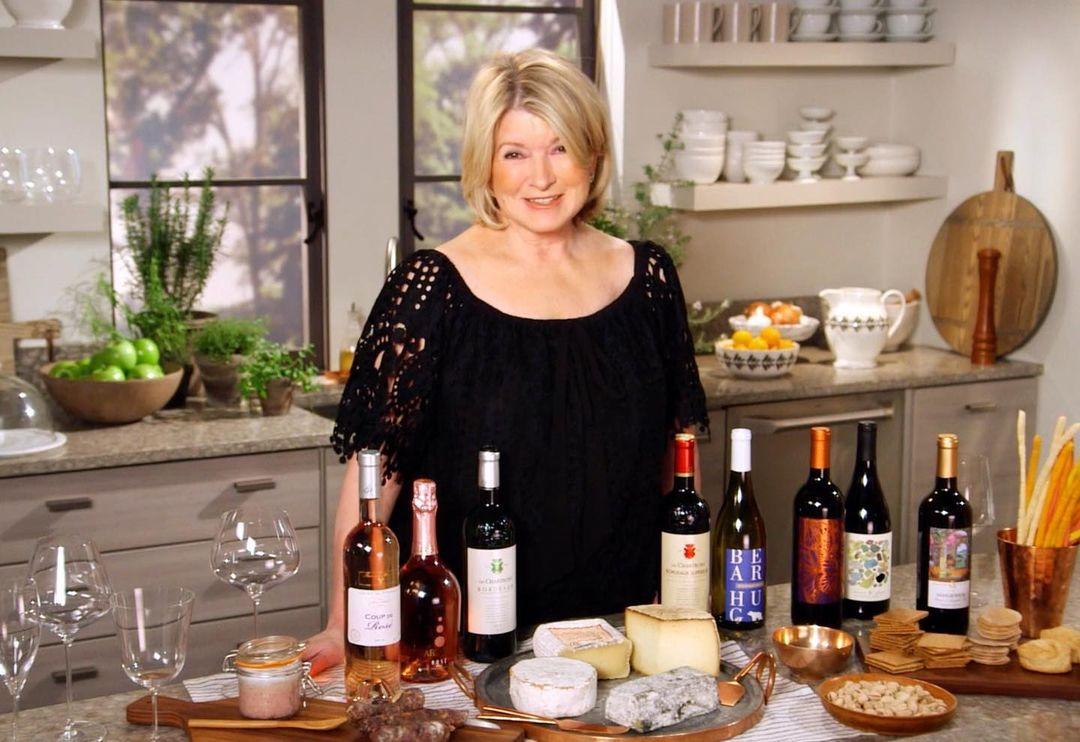 Martha Stewart Wine Co. Case Study Image
