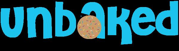 Unbaked Cookie Dough Bar Logo